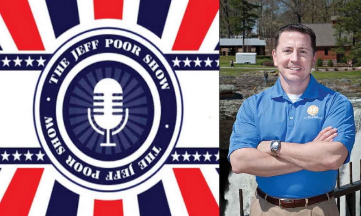 Mobile Radio: Phil Williams on the Jeff Poor Show